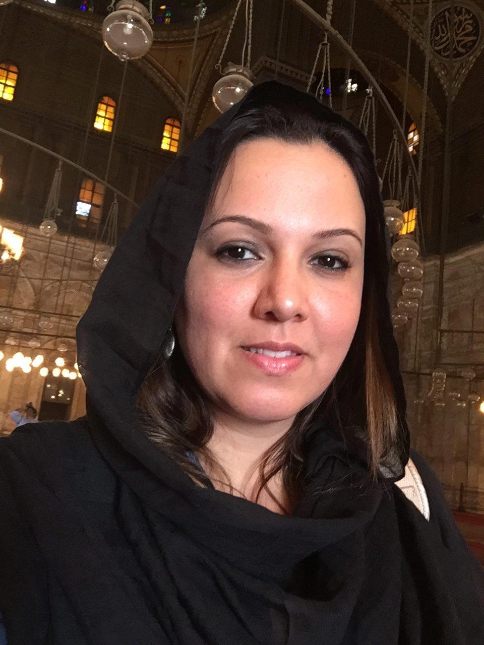 Miriam Accaoui Cairo Egito Experiência