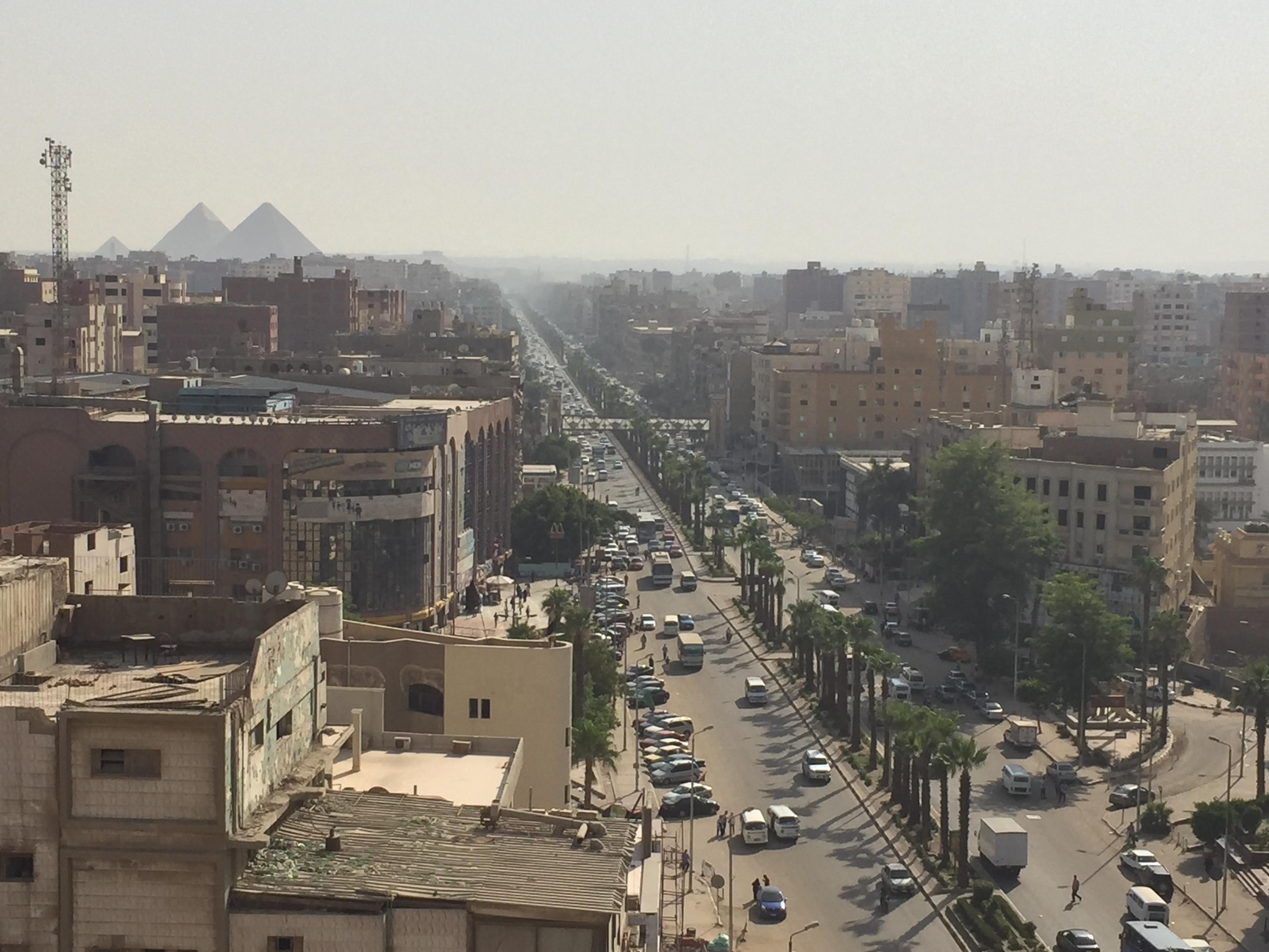 Miriam Accaoui Experiencias Egito Cairo