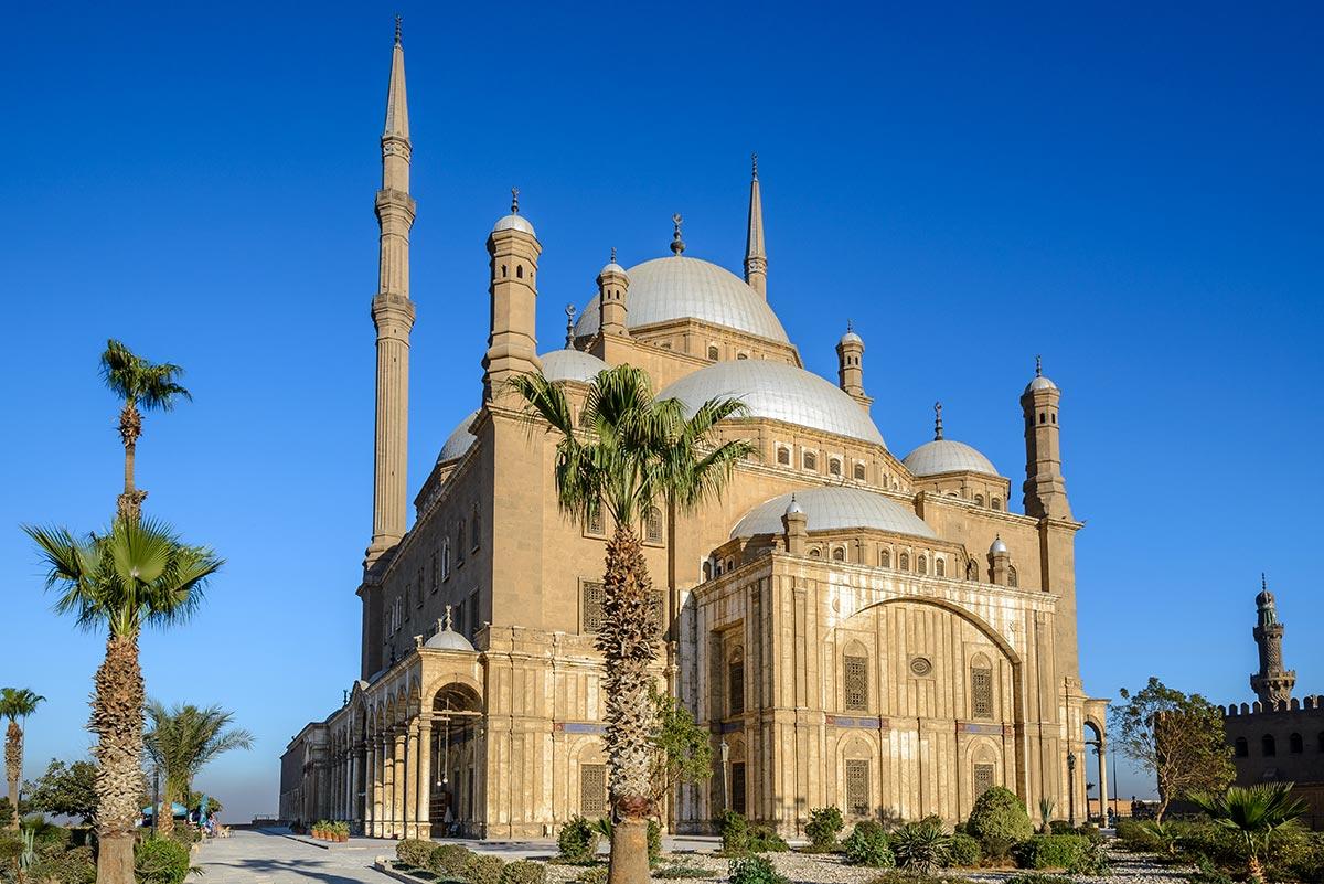 Miriam Accaoui Cairo Egito Experiência - Mesquita de Muhammad Ali